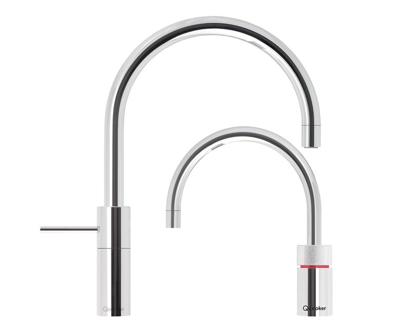 Veiligheid Van Kokendwaterkranen : Quooker® combi nordic round twin kokendwaterkranen.com