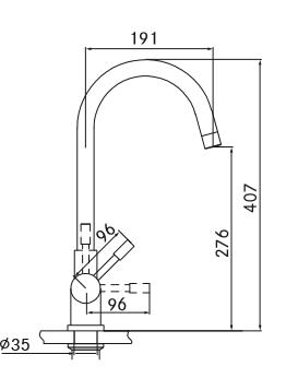 Franke-Helix-4-in-1-M-box-maattekening
