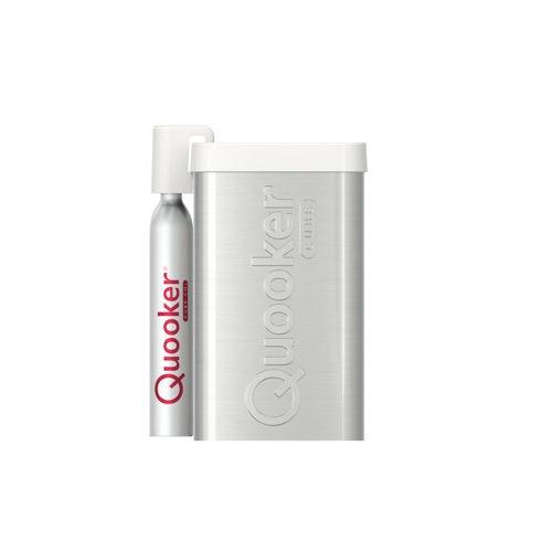 Quooker Cube met CO2 cilinder