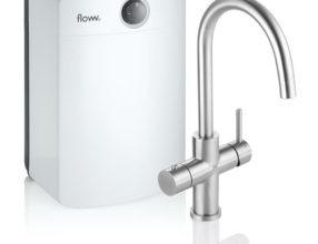 Floww Twist Round RVS Combi XL boiler