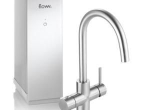 Floww Twist Round RVS Solo