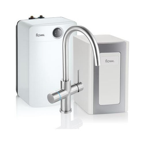 Floww Touch Round RVS Perfect4 Chilled Combi XL