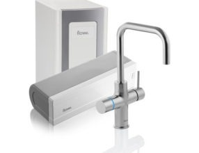 Floww Touch Square Chroom Perfect4 Chilled Combi L