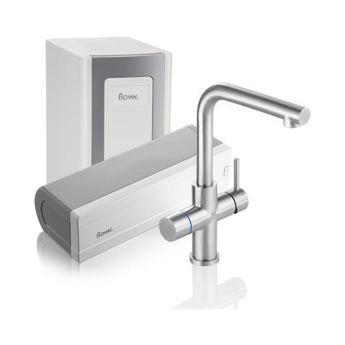 Floww Touch Square RVS Perfect4 Chilled Combi L