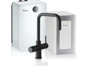 Floww Touch Square Zwart Perfect4 Chilled Combi XL