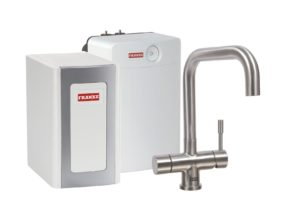 Franke Perfect4 Chilled Pollux RVS Combi Xcellent