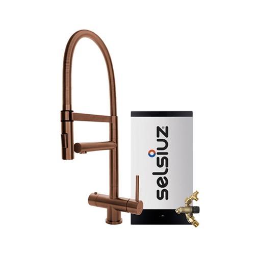 Selsiuz-3-in-1-kokend-water-kraan-Combi-Extra-Boiler-XL-Copper