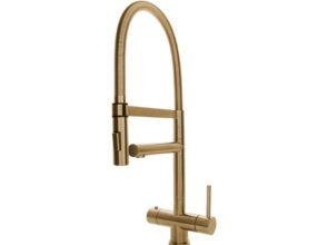 Selsiuz-3-in-1-kokend-water-kraan-Combi-Extra-Boiler-XL-Gold-kraan