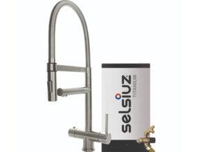 Selsiuz-kokend-water-kraan-Titanium-Combi-extra-boiler-XL-RVS