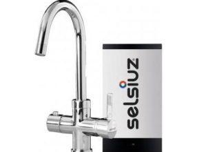 Selsiuz 350201 Rond Chroom Single Boiler