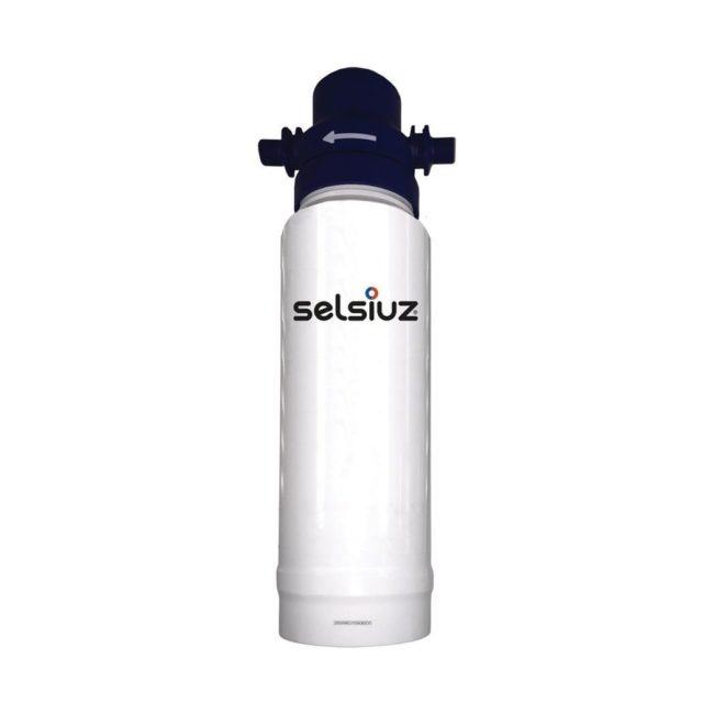 Selsiuz 350204 Vierkant Chroom Single Boiler