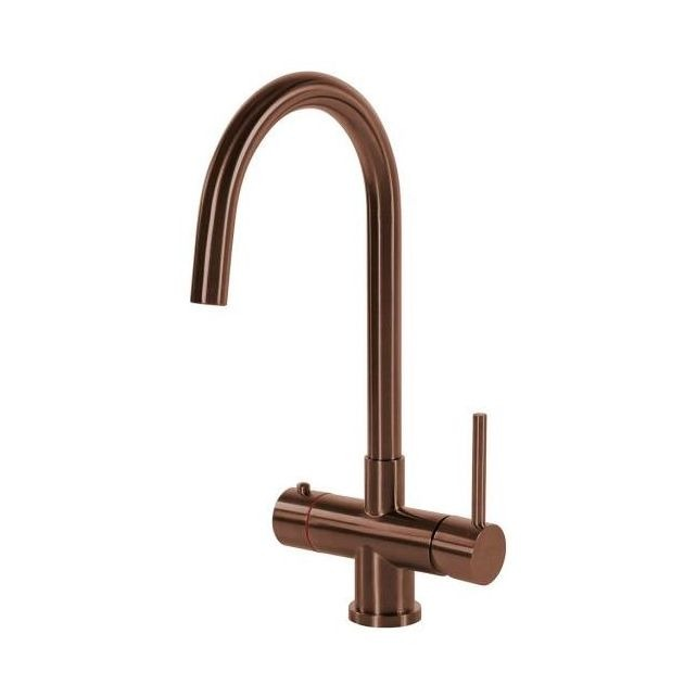 Selsiuz 350214 Rond Copper Single Boiler