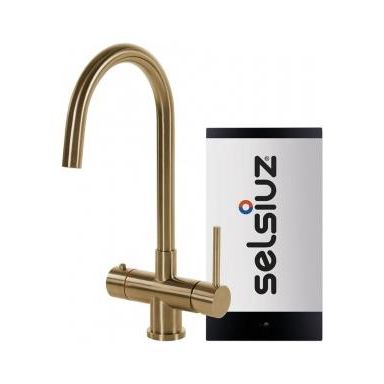 Selsiuz 350215 Rond Goud Single Boiler
