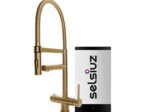 Selsiuz 350223 XL Goud Single Boiler