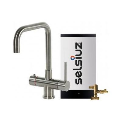 Selsiuz 350243 Rechthoekig inox Combi Extra Boiler
