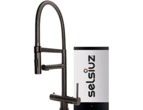 Selsiuz-3-in-1-kokend-water-kraan-Single-Boiler-XL-Gun-Metal