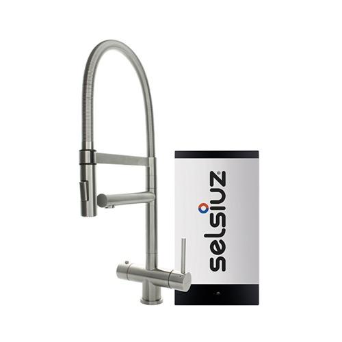 Selsiuz-3-in-1-kokend-water-kraan-Single-Boiler-XL-RVS