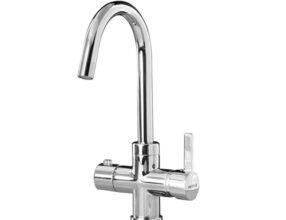 Selsiuz-kokend-water-kraan-Titanium-Combi-extra-boiler-Rond-Chroom-kraan