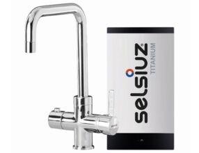 Selsiuz-kokend-water-kraan-Titanium-Single-Boiler-Haaks-Chroom