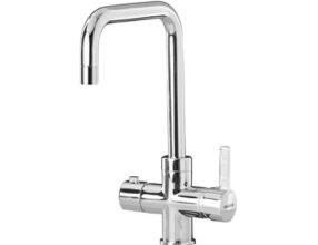 Selsiuz-kokend-water-kraan-Titanium-Single-Boiler-Haaks-Chroom-kraan