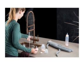 Selsiuz-kokend-water-kraan-Titanium-Single-Boiler-XL-Copper-sfeerfoto