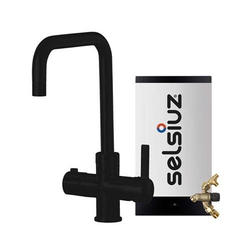 Selsiuz-3-in-1-Kokend-Water-Kraan-Combi-Extra-Boiler-Haaks-Zwart
