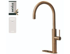 Selsiuz-kokend-water-kraan-Titanium-Combi-Extra-Boiler-Cooler-Gessi-Gold