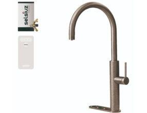 Selsiuz-kokend-water-kraan-Titanium-Combi-Extra-Boiler-Cooler-Gessi-RVS