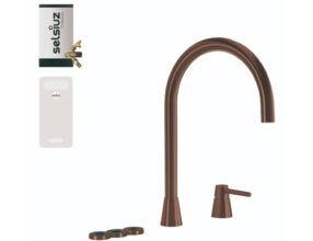 Selsiuz-kokend-water-kraan-Titanium-Combi-Extra-Boiler-Cooler-Osiris-Cone-Counter-Copper