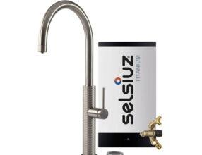 Selsiuz-kokend-water-kraan-Titanium-Combi-Extra-Boiler-Gessi-RVS