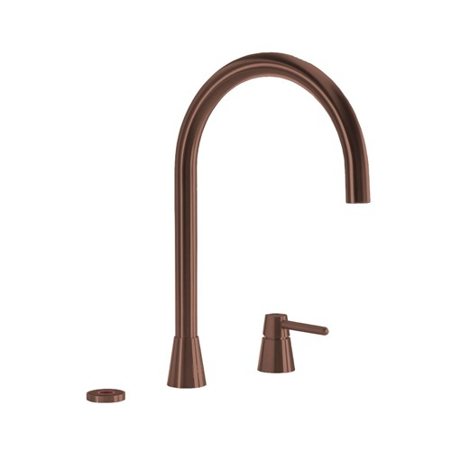 Selsiuz-kokend-water-kraan-Titanium-Combi-Extra-Boiler-Osiris-Cone-Counter-Copper-kraan
