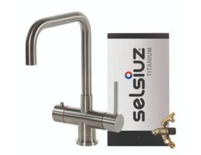 Selsiuz-kokend-water-kraan-Titanium-Combi-extra-boiler-Haaks-RVS