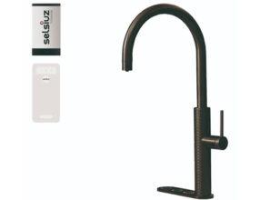 Selsiuz-kokend-water-kraan-Titanium-Single-Boiler-Cooler-Gessi-Gun-Metal