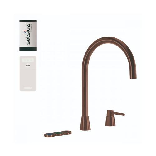 Selsiuz-kokend-water-kraan-Titanium-Single-Boiler-Cooler-Osiris-Cone-Counter-Copper